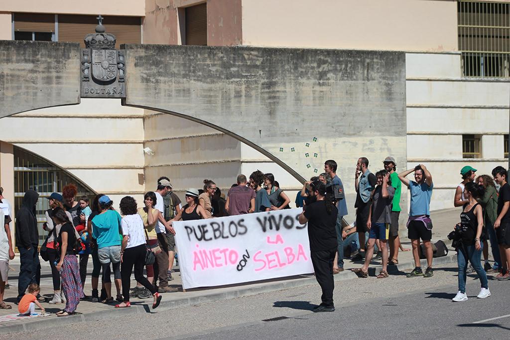 Visto para sentencia el juicio por la repoblación de La Selba