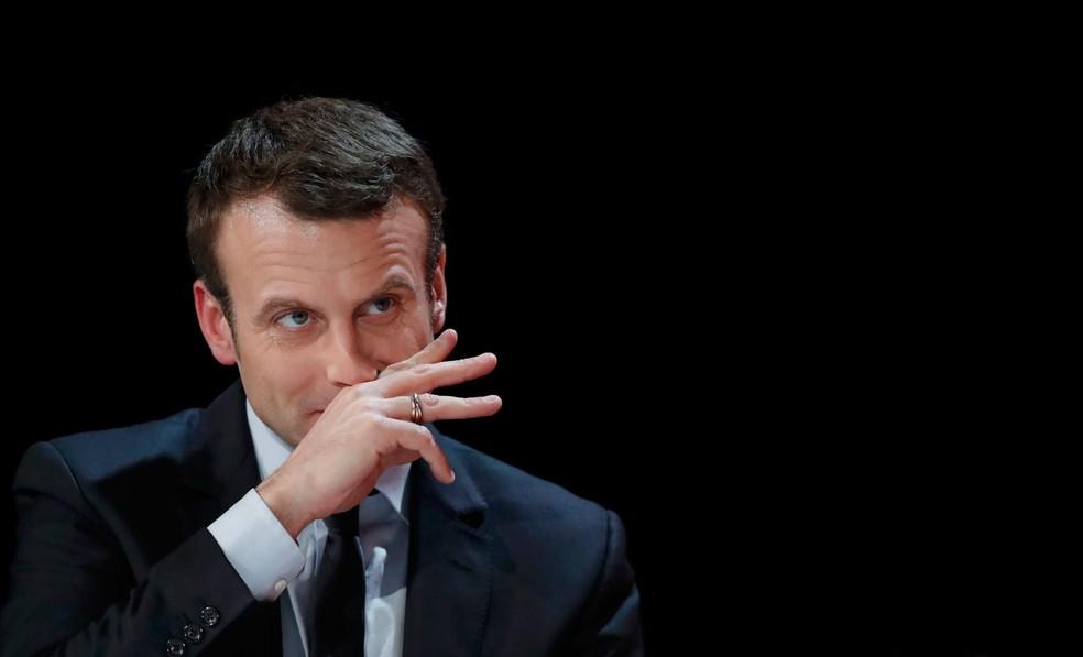 Emmanuel Macron, el elegido para seguir incubando el huevo