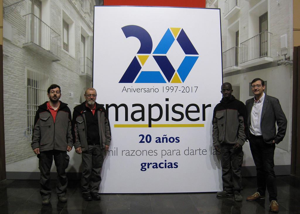 """Mapiser celebra su 20 aniversario con un lema que implica a toda la sociedad: """"Tú eres la pieza clave"""""""