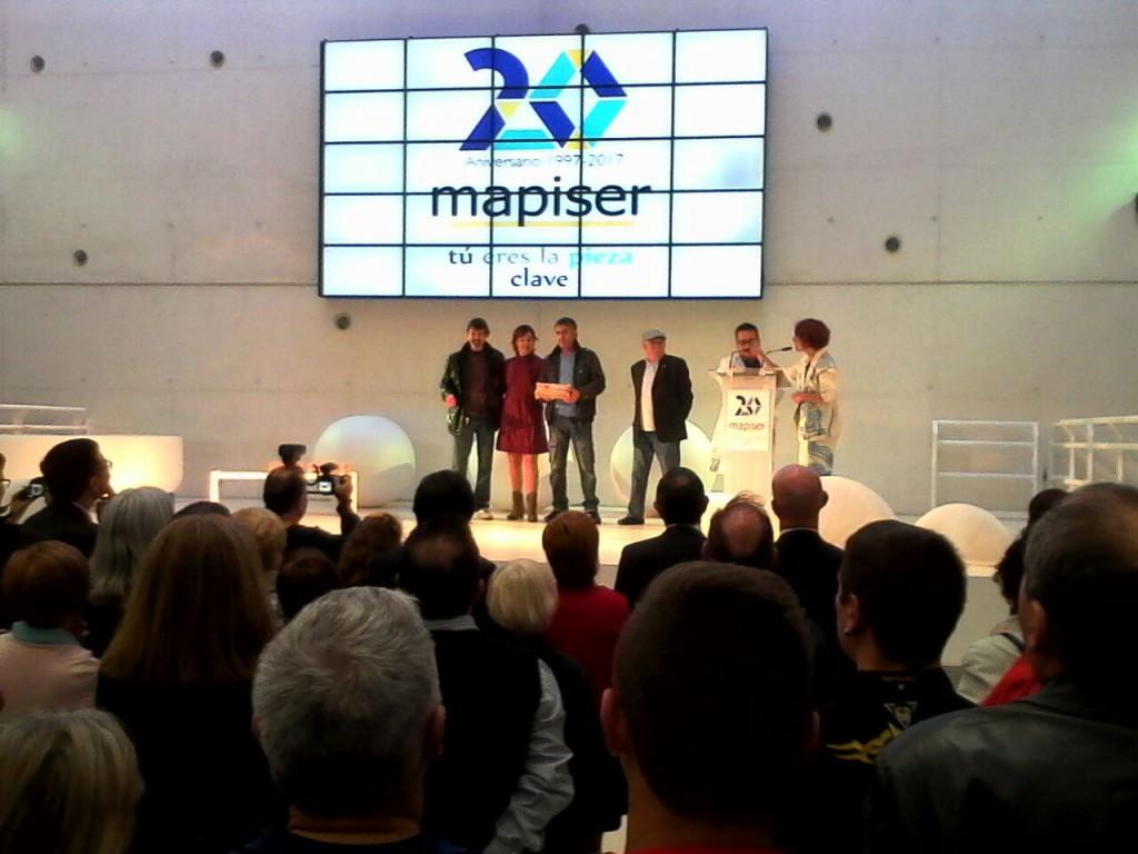"""Mapiser reúne las """"piezas claves"""" del empleo en su 20 aniversario"""