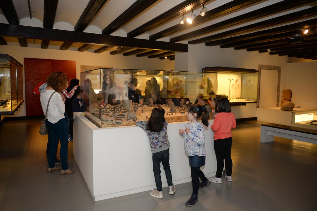 El Museo de Teruel registra un verano histórico al incrementar un 11,88% su número de visitantes
