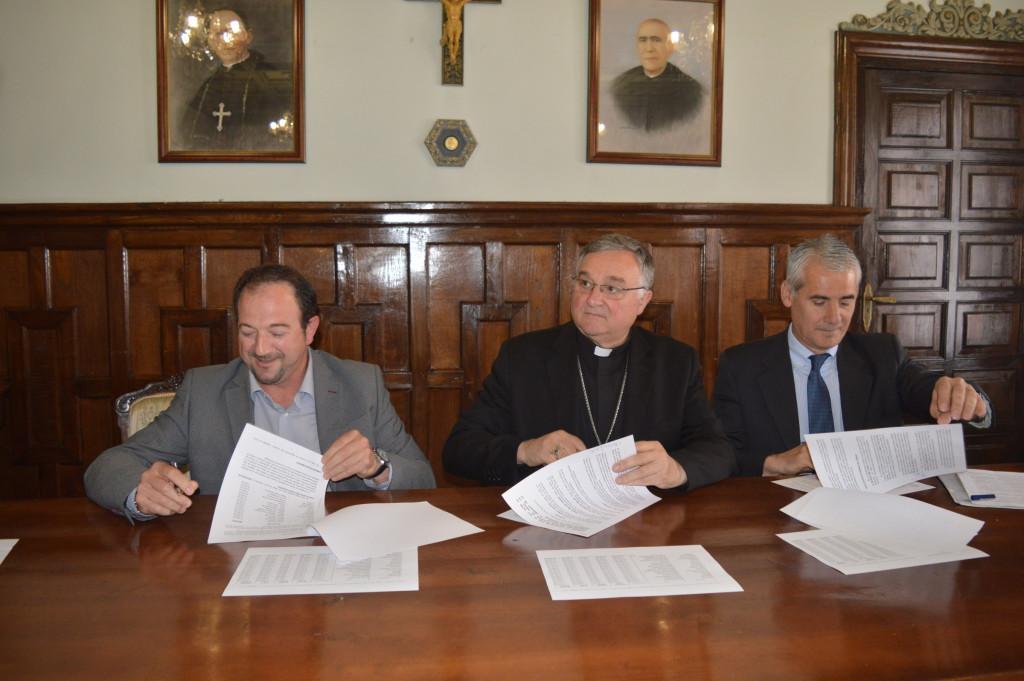 La Diputación de Teruel destina 70.000 euros a la conservación de iglesias