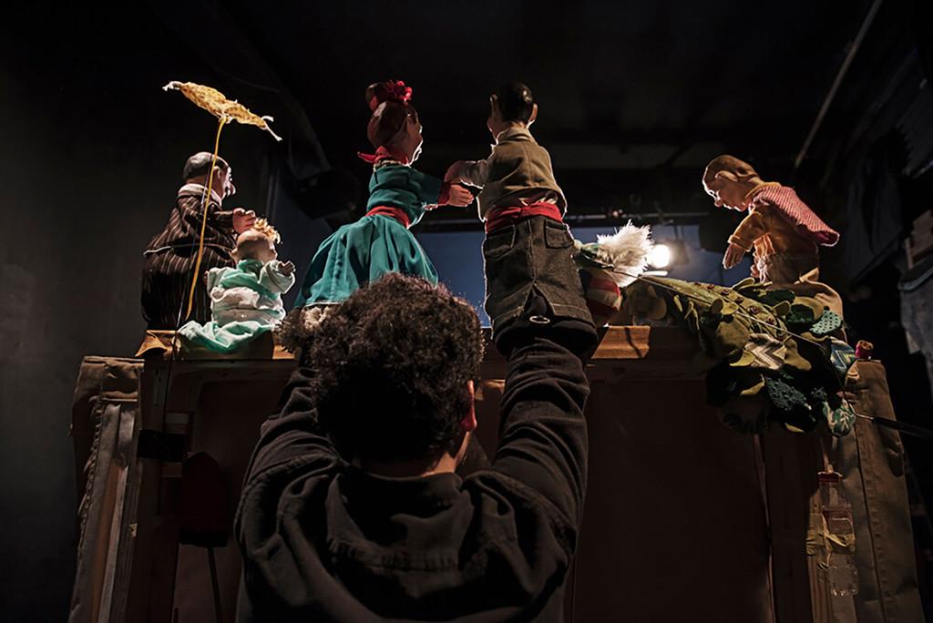 """""""Pipa, el títere maravilla"""" llega al Teatro Arbolé"""