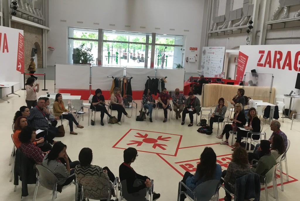 Zaragoza Activa se alía con la Red de Jóvenes Dinamizadores Rurales
