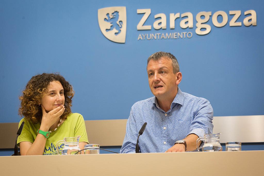 El Gobierno de Zaragoza aprueba varias iniciativas de apoyo a las personas jóvenes