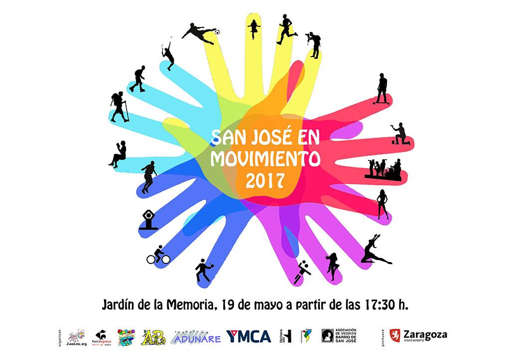 Zaragoza celebra una nueva edición del San José en Movimiento