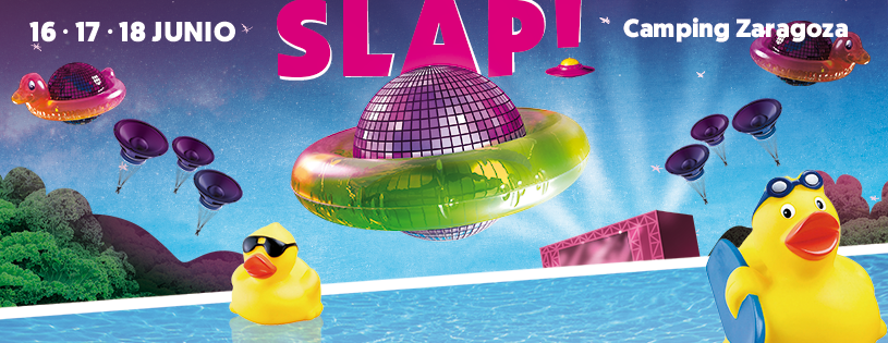Sorteamos 10 invitaciones de día para el Slap! Festival 2017