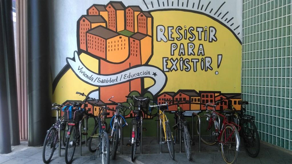 Territorio Delicias'17 refleja la realidad de un barrio vivo y con cultura propia