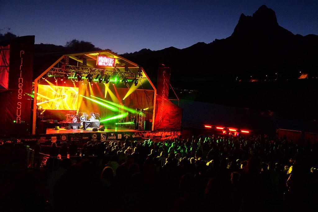 Arranca la 26 edición del Festival Pirineos Sur