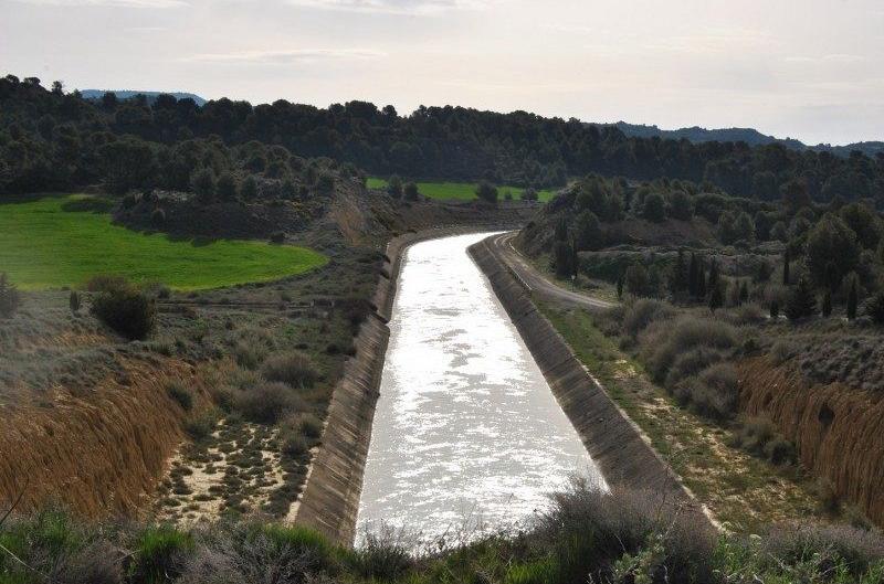 Asociación Río Aragón, Ecologistas en Acción y SEO/BirdLife se oponen a la creación de nuevos regadíos en Bardenas