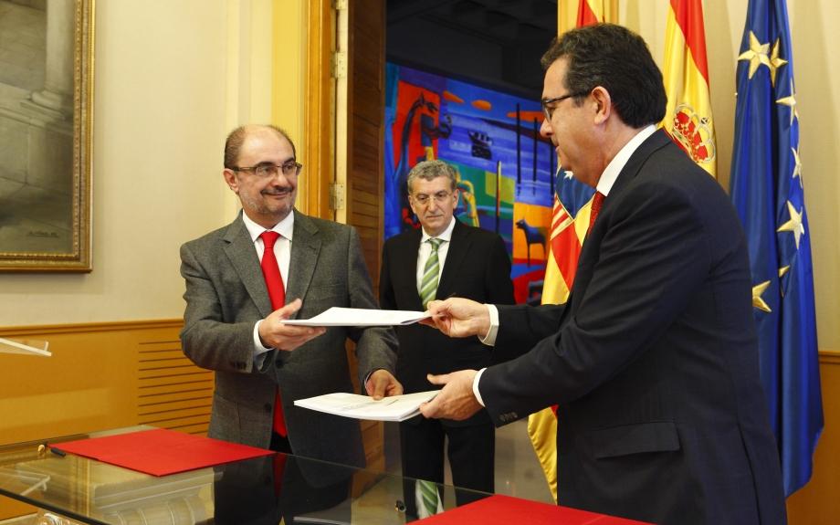 Proponen que las Cortes de Aragón garanticen que las donaciones se destinen a su motivo original