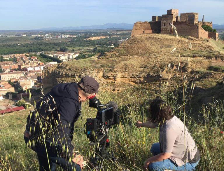 El Pirineo será escenario de un documental alemán sobre la leyenda de Parzival