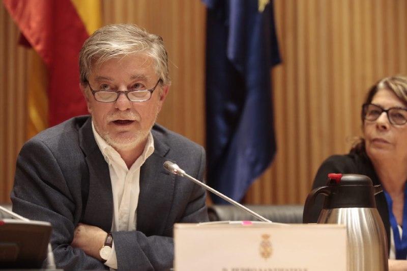 """Pedro Santisteve apuesta por """"rescatar"""" el servicio de depuración de aguas en Zaragoza"""