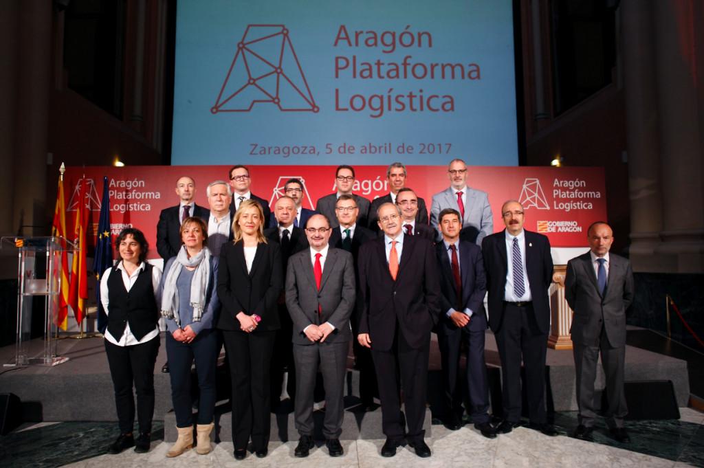 Nace Aragón Plataforma Logística para centralizar la gestión de todas las plataformas aragonesas