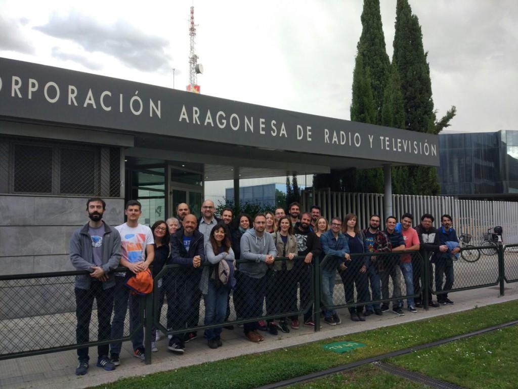 El Comité de Empresa de TSA Aragón convoca una nueva jornada de huelga el próximo 5 de junio