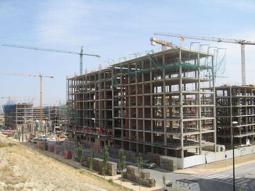 Las grandes constructoras aragonesas protagonistas en la Lista Montoro