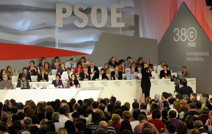 El PSOE afronta su 39º Congreso con el debate de la gestación subrogada sobre la mesa