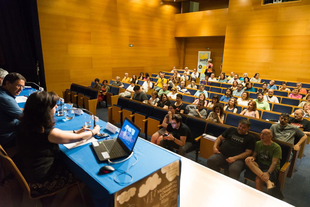 Las XXIV Jornadas de Economía Solidaria de REAS Aragón plantean una pregunta necesaria: ¿Qué trabajo para qué vida?