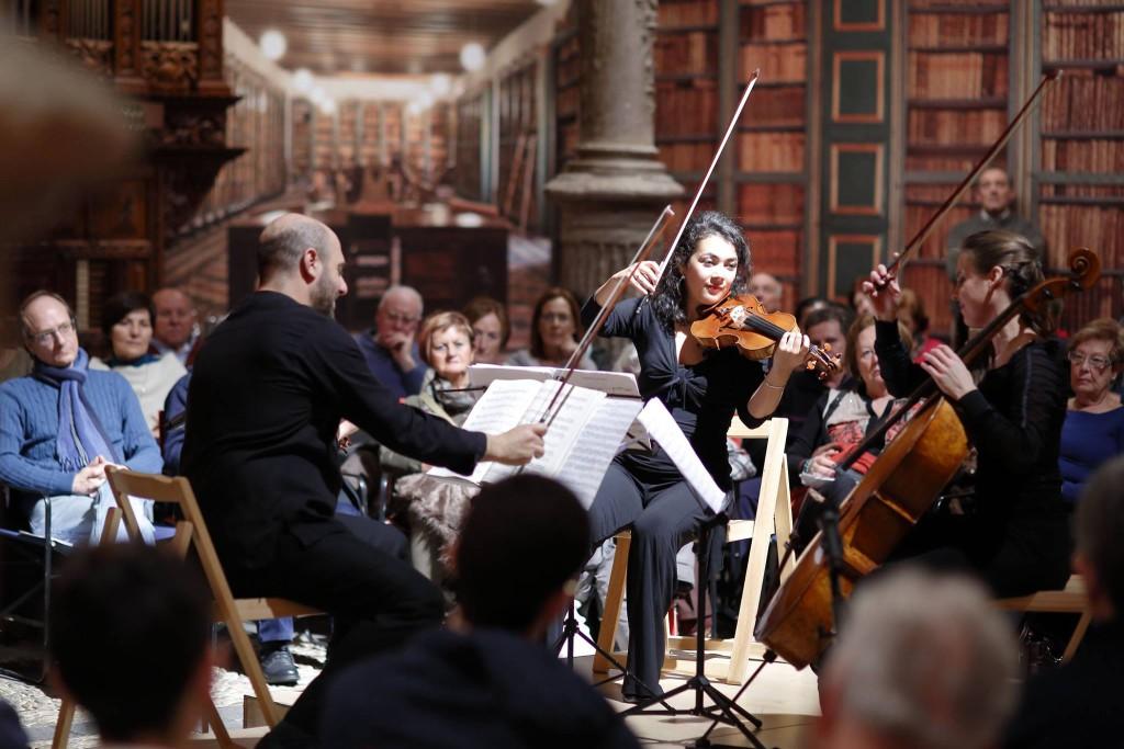 El Festival Internacional de Música de Cámara de Musethica celebra su quinta edición divulgando su proyecto educativo y social