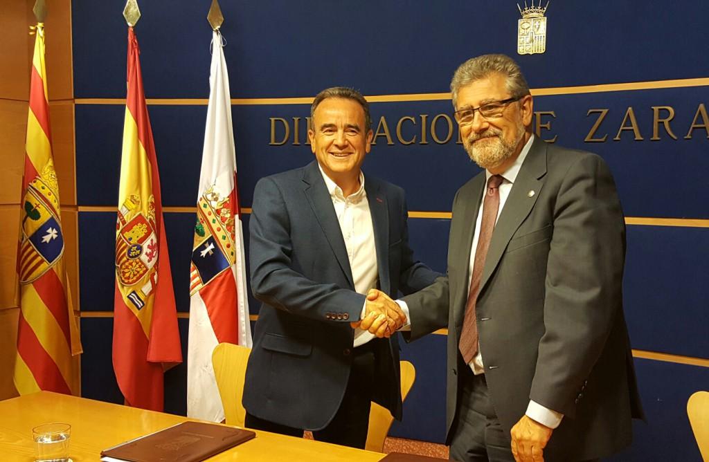 La DPZ y la Universidad de Zaragoza crean la primera Cátedra a nivel estatal sobre Despoblación
