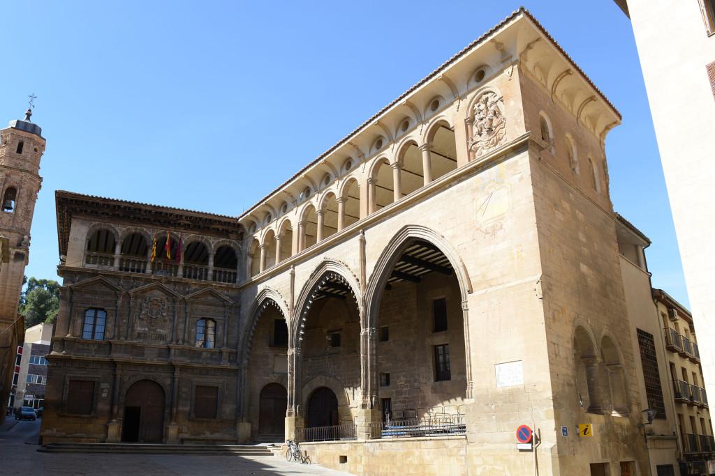 El Ayuntamiento de Alcanyiz aprueba la creación de un Museo en el BIC de La Lonja Gótica