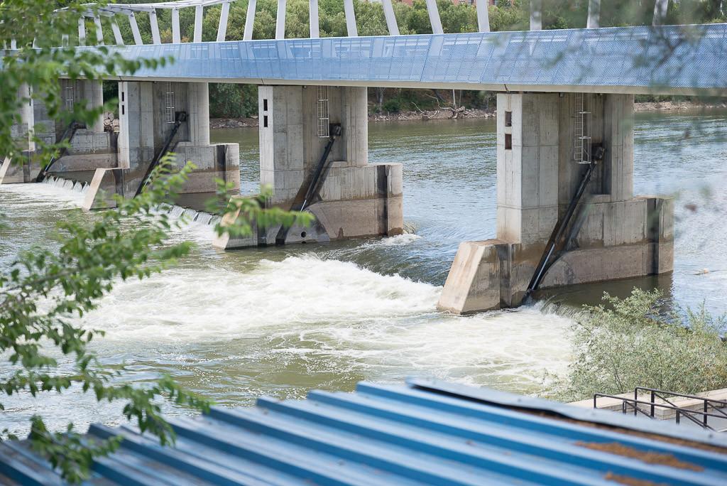 Organizaciones ecologistas defienden un río Ebro sin azud donde la navegación se adapte al río
