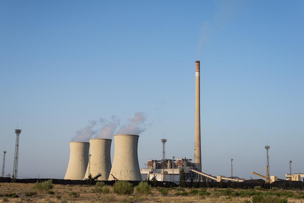 Toda la población de Aragón respiró aire contaminado en 2016