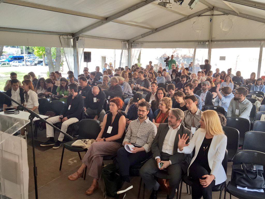 Zaragoza en Común participa en el encuentro municipalista internacional Fearless Cities
