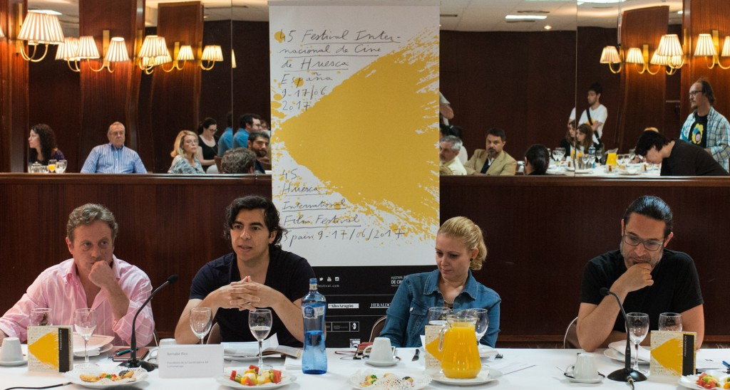 El Festival Internacional de Cine de Uesca pone sobre la mesa el papel del asociacionismo en el mundo del cortometraje