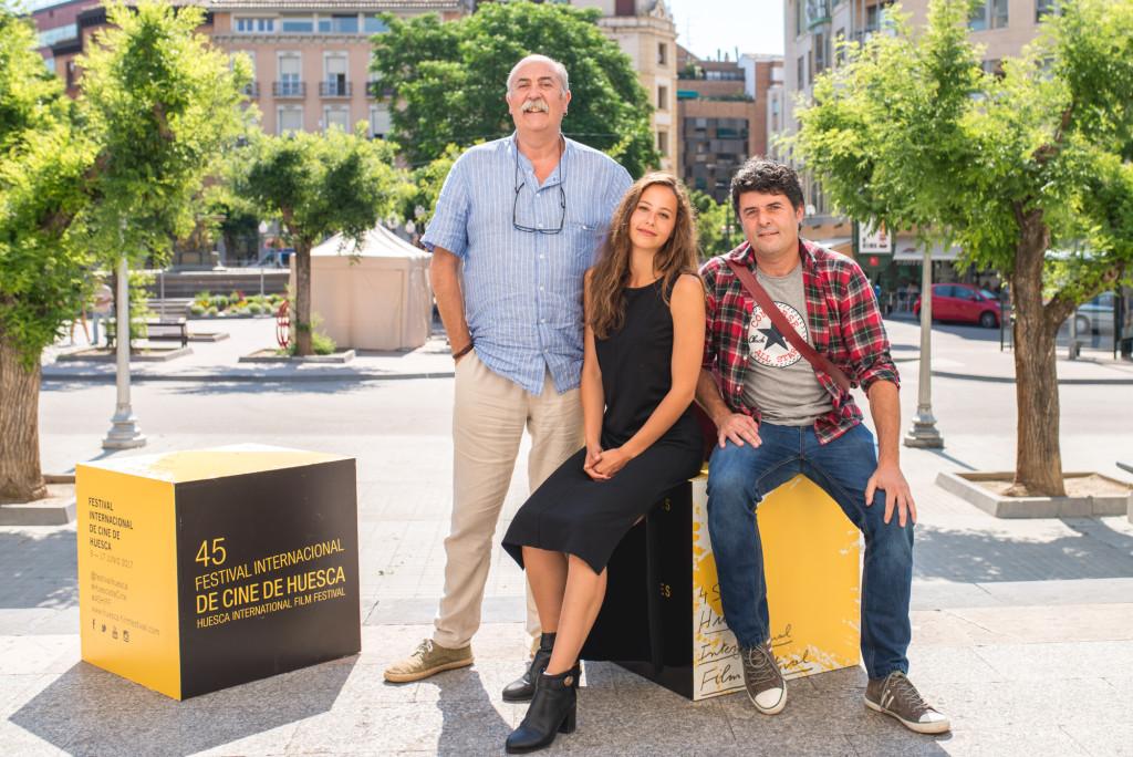 """El teaser de """"Bajo la piel de lobo"""", presentado en el 45º Festival Internacional de Cine de Uesca"""