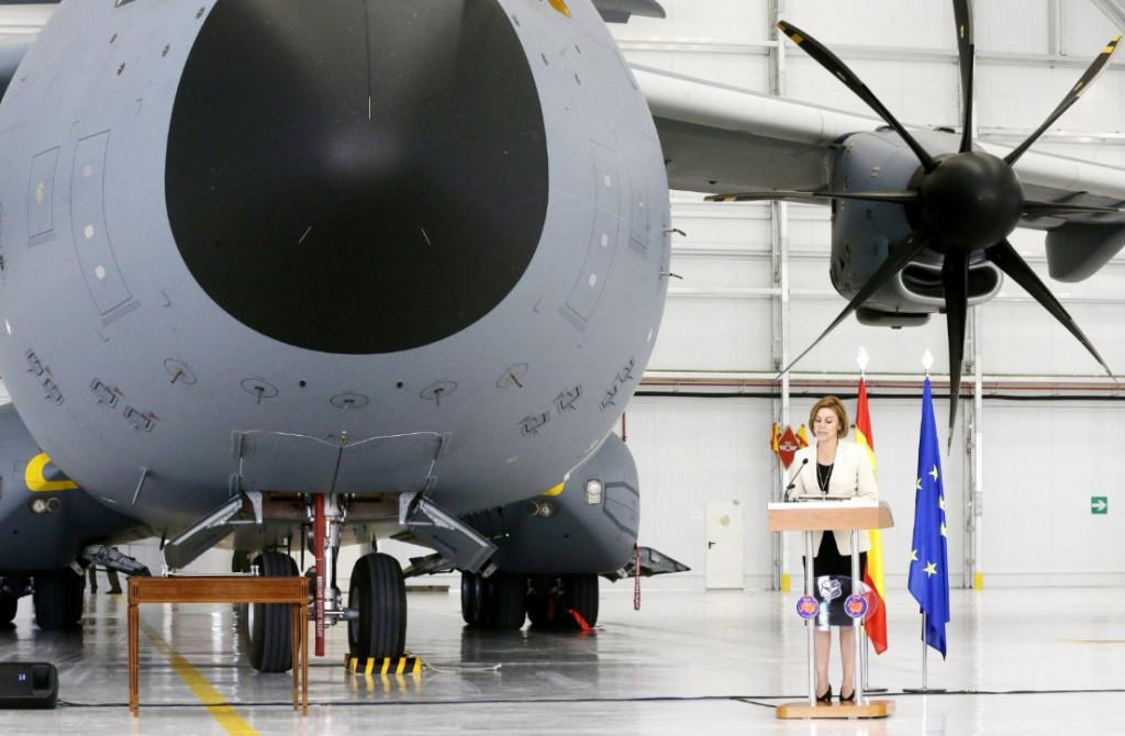 Zaragoza se convierte en epicentro permanente de la aviación militar europea