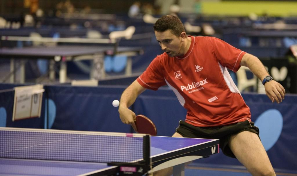 Jorge Cardona, subcampeón del Spanish Open celebrado en El Prat de Llobregat