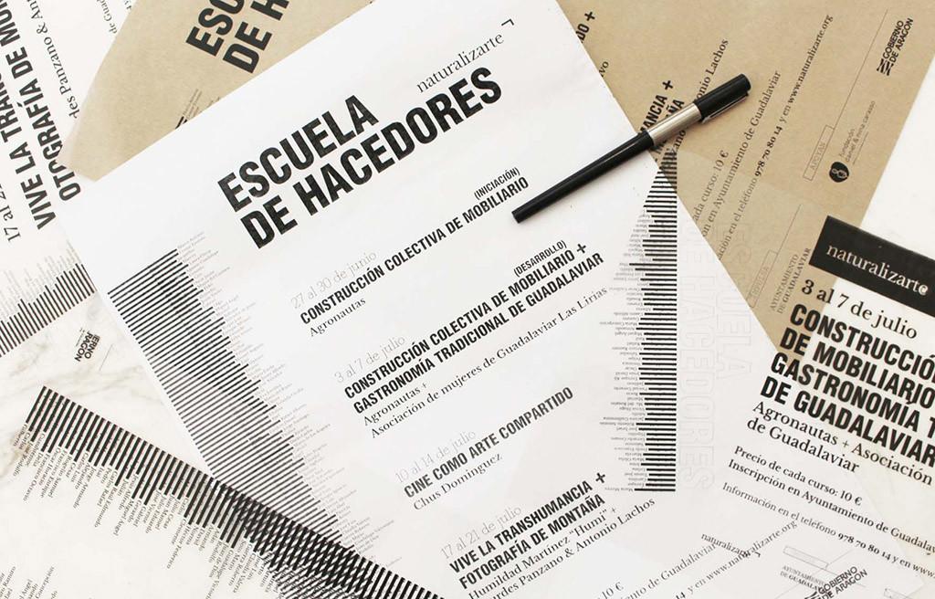 Talleres de cine y trashumancia se dan cita en la Escuela de Hacedores de Guadalaviar