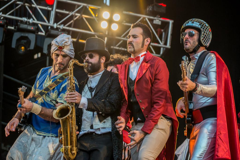 'Estoesloquehay' celebra este fin de semana su edición 15ª Aniversario en las plazas y calles de Ayerbe