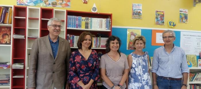 DGA y Ayuntamiento firman un convenio para mejorar la alimentación y la atención socioeducativa a menores durante el verano