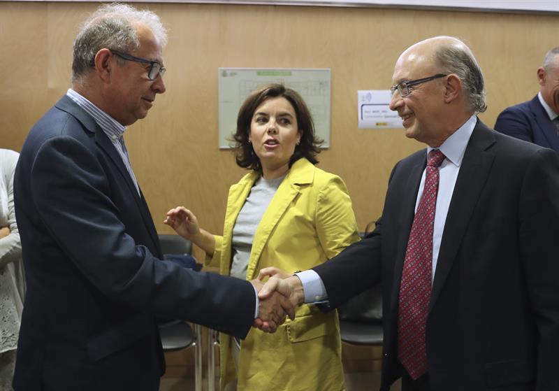 Aragón vota en contra de los objetivos de estabilidad financiera y endeudamiento impuestos por Montoro