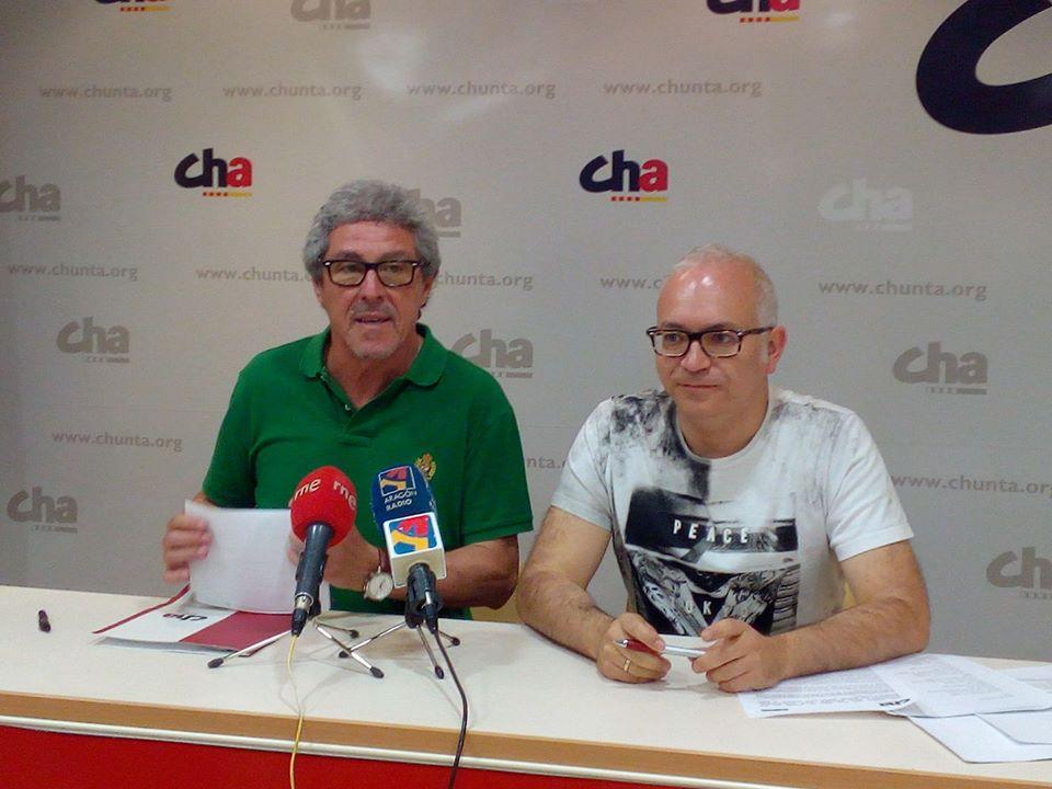 CHA reclama 105 millones más para proyectos en el Alto Aragón