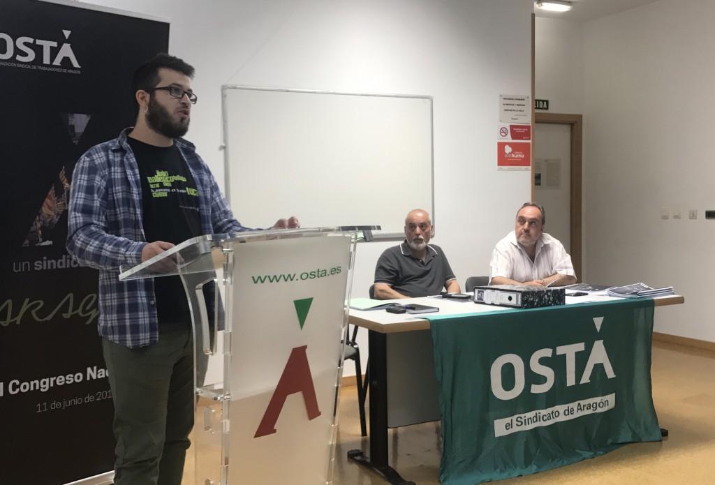 OSTA celebra la I Asamblea de los y las trabajadoras de Servicios Públicos