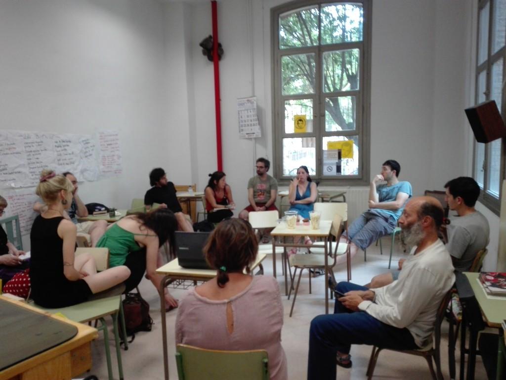 Construyendo un espacio de conexión en pro de los Bienes comunes y la trasformación social