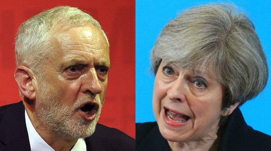 """May pide a sus diputados que reconsideren su rechazo al acuerdo del Brexit y Corbyn afirma que """"ha fracasado"""""""