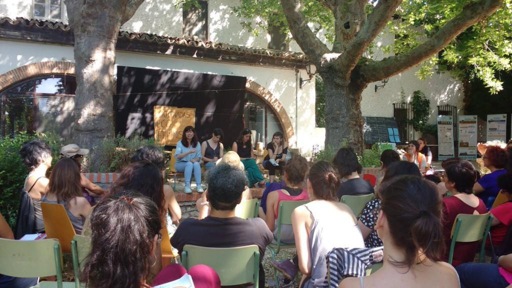 Jornadas Ecofeministas 2017. Foto: @ecologistas
