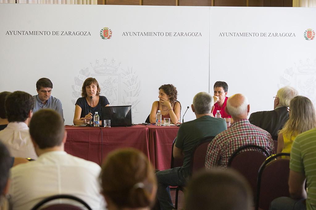 El Ayuntamiento de Zaragoza apuesta por las energías renovables como nicho de empleo y desarrollo local
