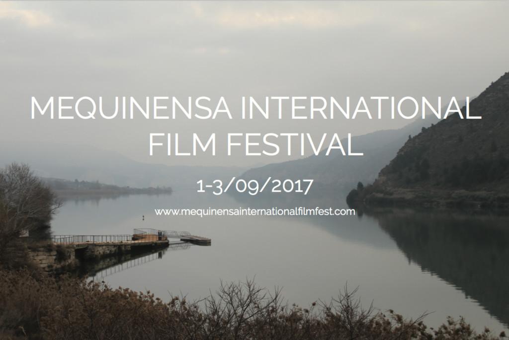El II Festival Internacional de Cine de Mequinensa alcanza los 800 cortos a concurso