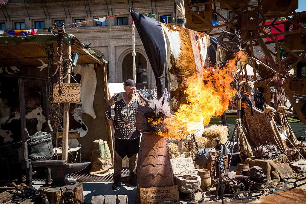 El Mercado de las Tres Culturas arranca este viernes en Zaragoza