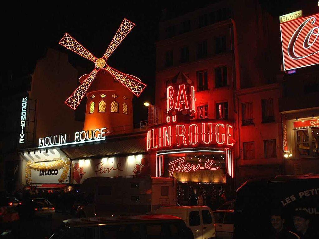 """Jesús Viñas traspasa la pantalla de """"Moulin Rouge"""""""