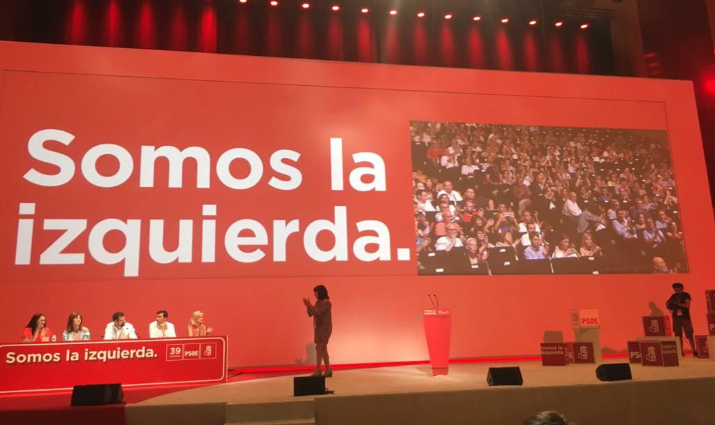 El PSOE apuesta por profundizar en la plurinacionalidad del Estado