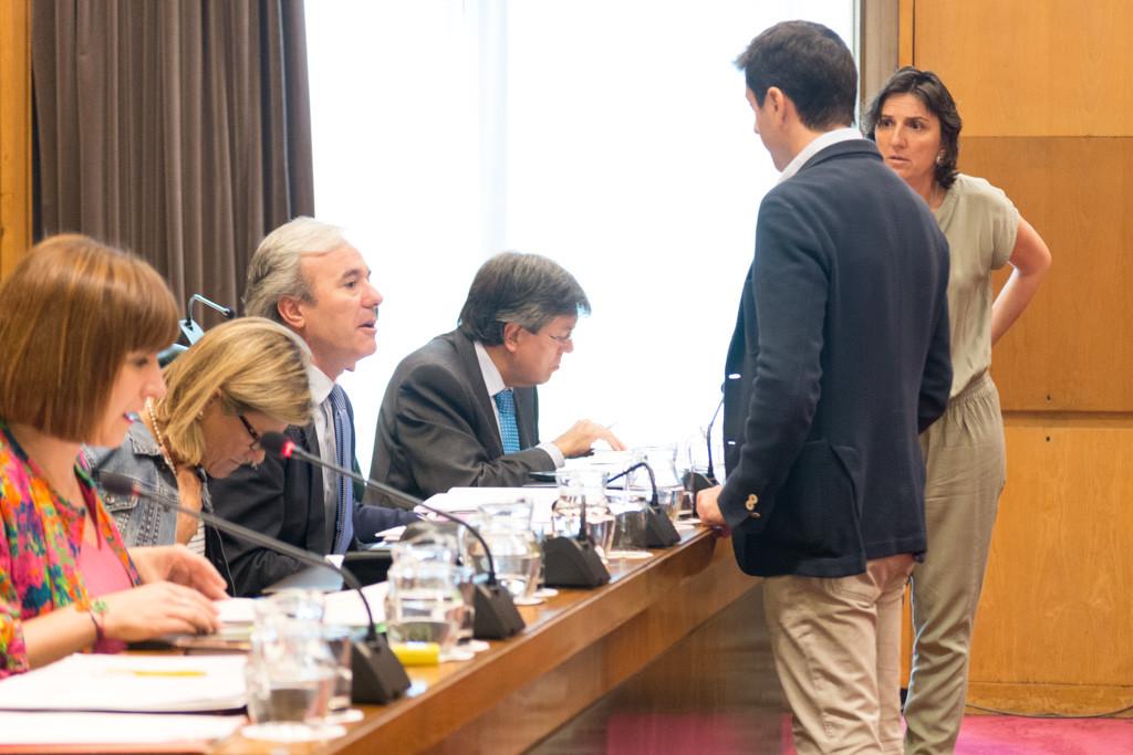 Todos los grupos municipales a excepción del PP reprueban las políticas del Gobierno de Rajoy