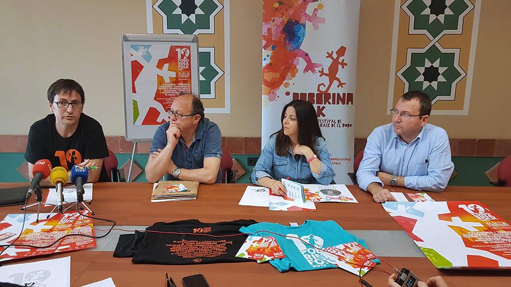 El Festival Poborina Folk presenta su edición más internacional