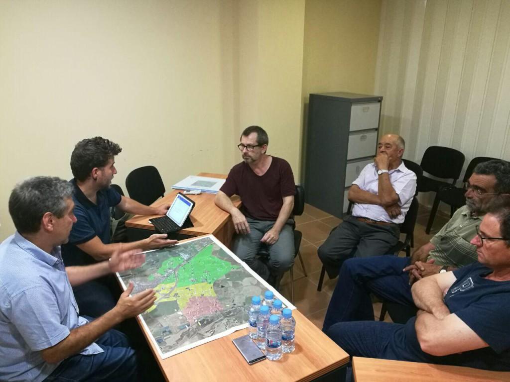 Escartín: «Los recursos disponibles deberían fomentar la modernización de regadíos sociales y sostenibles»