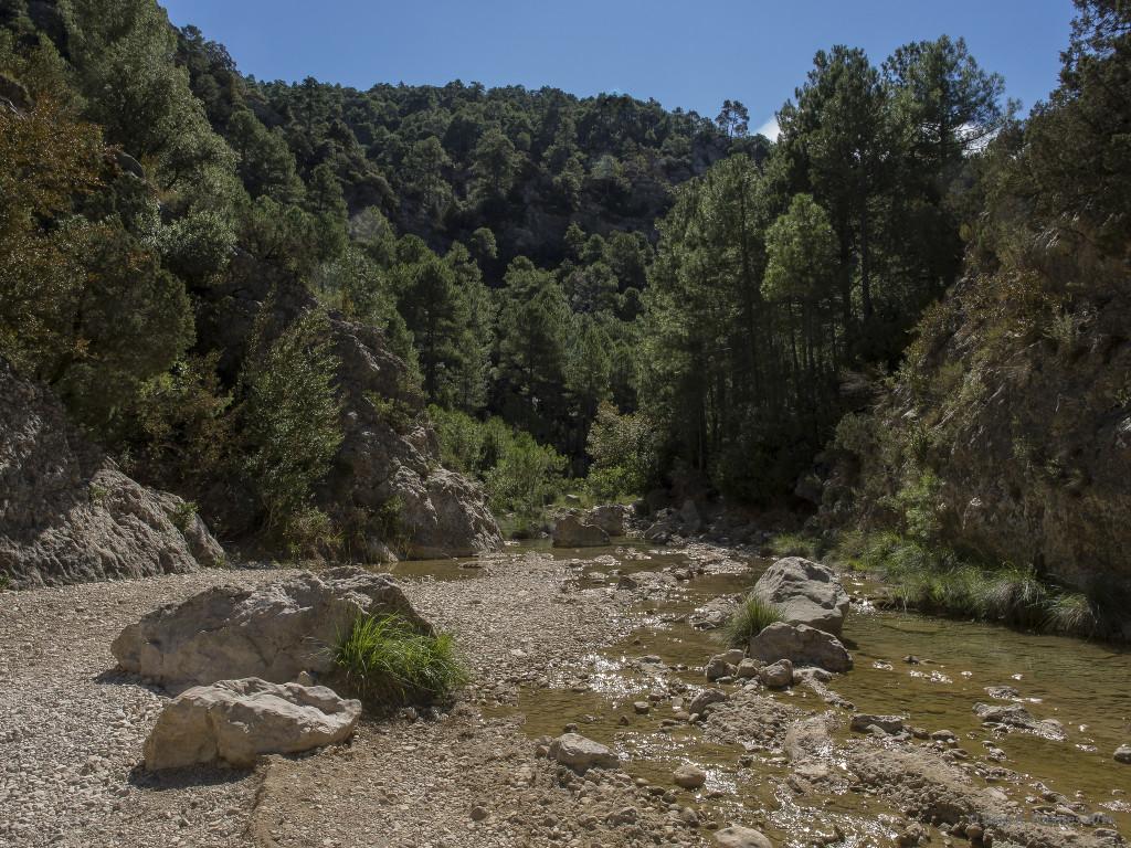 Podemos considera que Los Puertos de Beceite se deben declarar Parque Natural